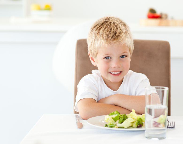 子ども:野菜