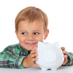 お金について教育したい