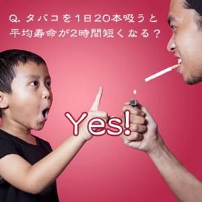 タバコのはなし(2)