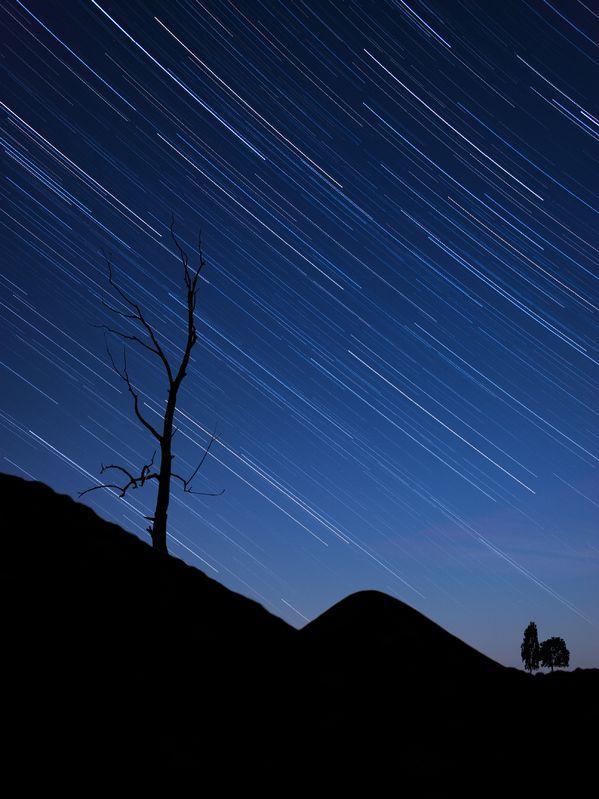 星空:流れ