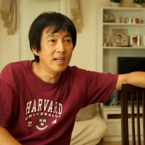 マイムグループ、カンジヤマ・マイムの藤倉健雄さんにお会いしてきました。