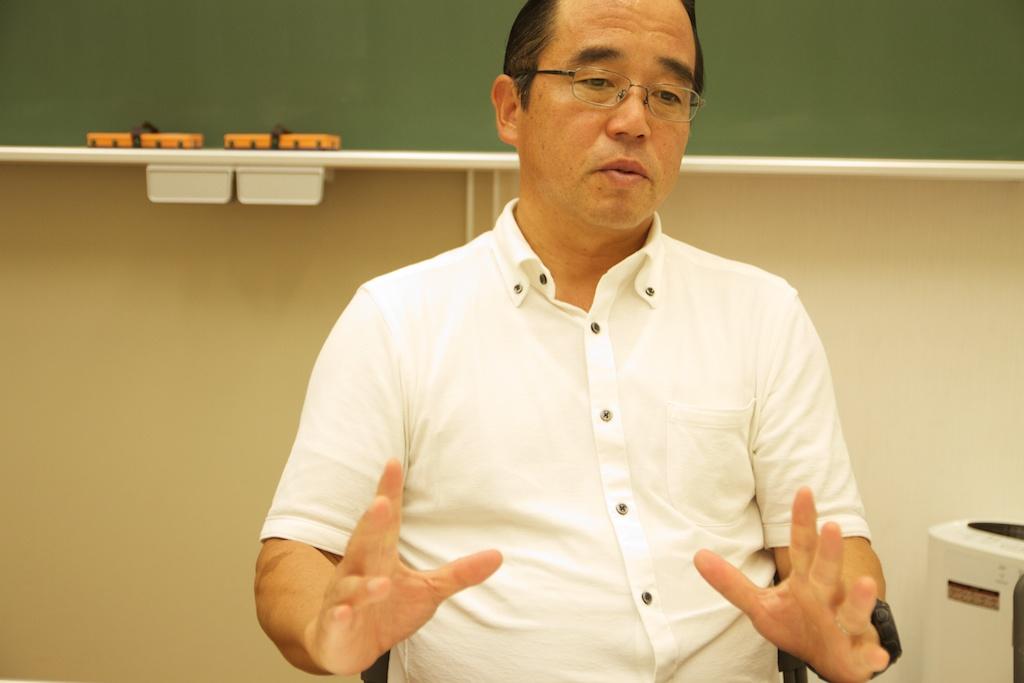 高濱正伸さん