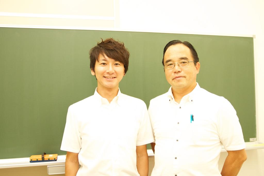 高濱正伸さんと