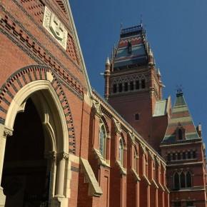 ハーバード大学の落書き(1)