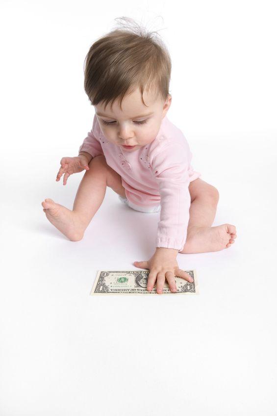 子ども:お金
