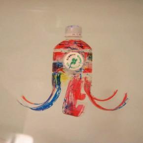 ペットボトルを使ってお風呂おもちゃづくり