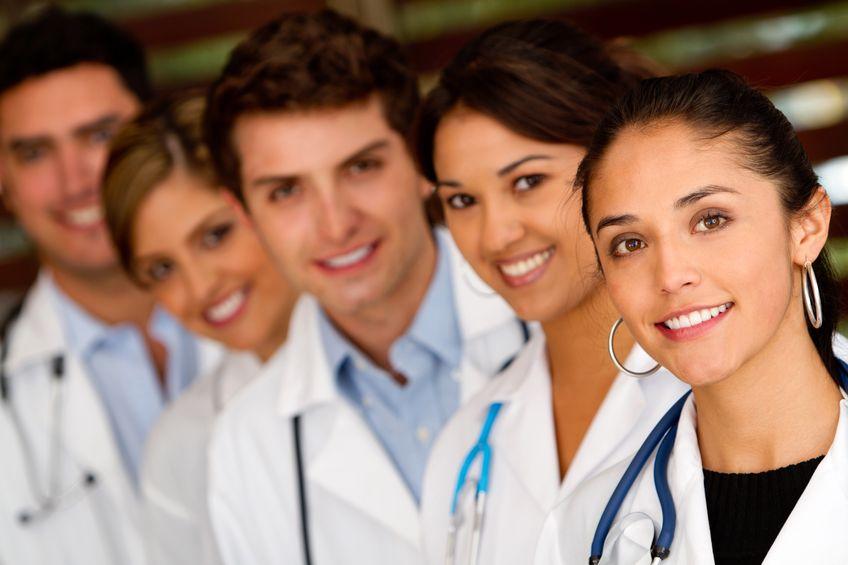 5人の医者