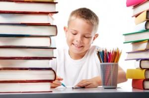 子ども:勉強