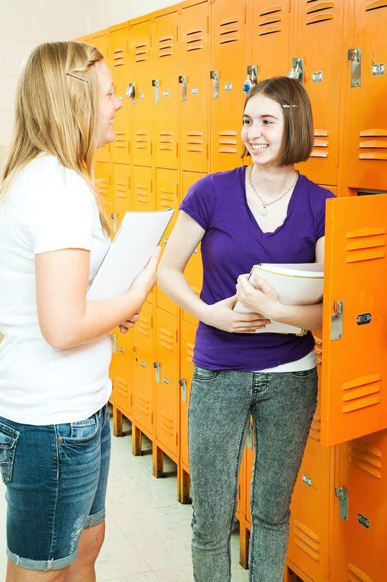 学生:会話